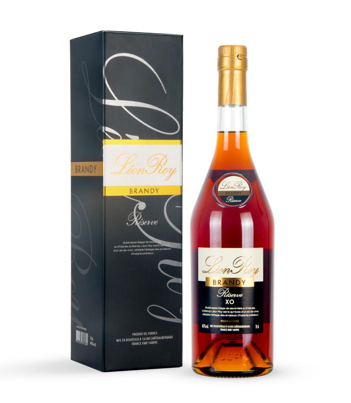 法国莱昂国王XO白兰地700ml 瓶