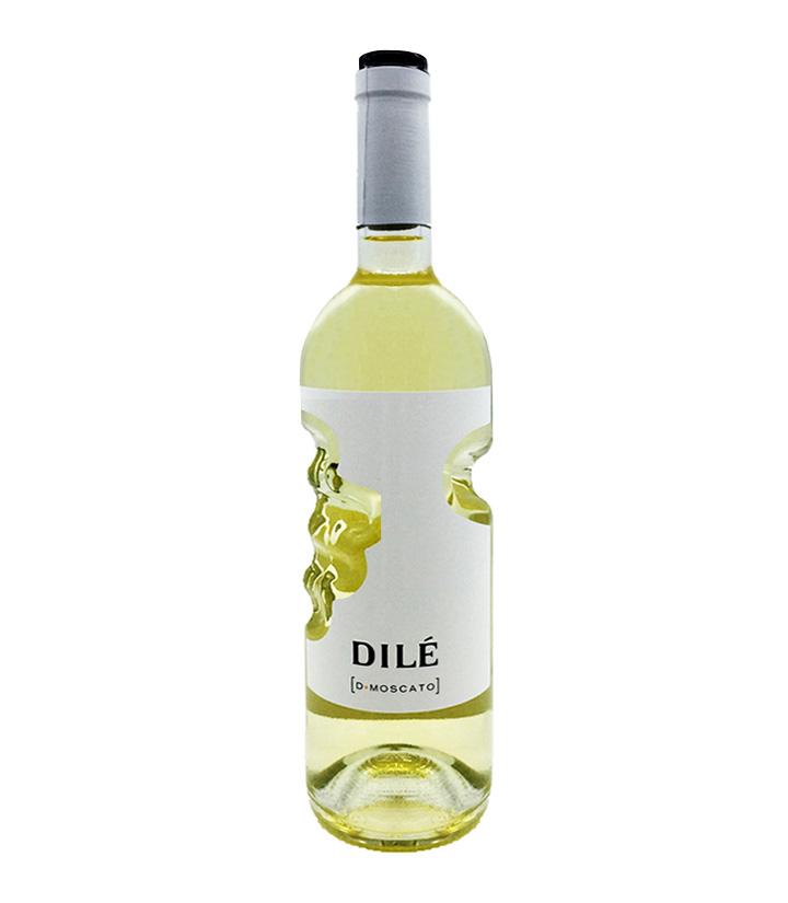 5°法国上帝之手帝乐莫斯卡托甜白葡萄酒750ml 件