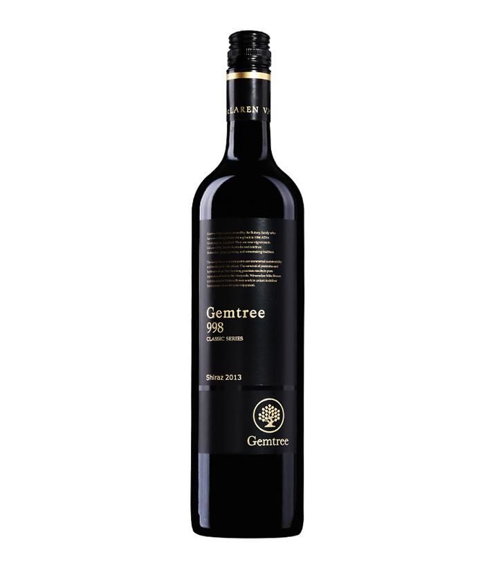 14.5°澳洲宝石树酒庄998干红葡萄酒750ml 瓶