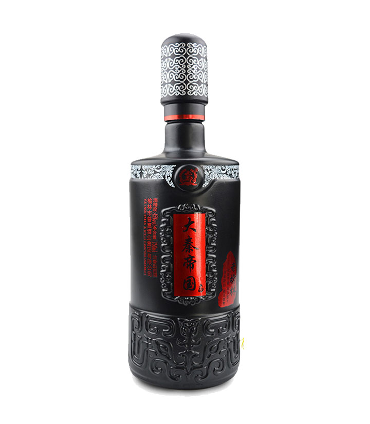 45°老榆林大秦帝国酒750ml