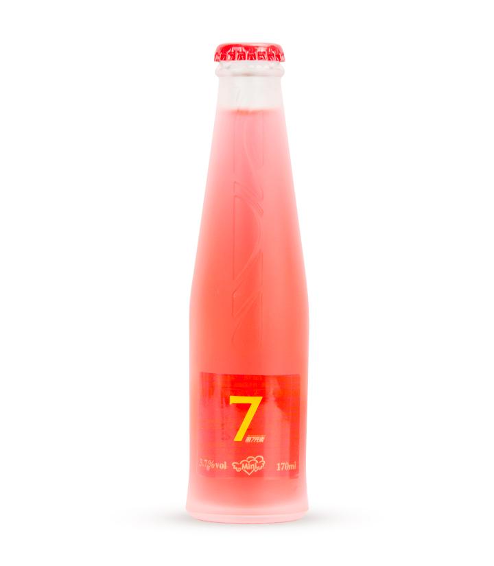 第7元素迷你系列鸡尾酒之草莓味170ml 件