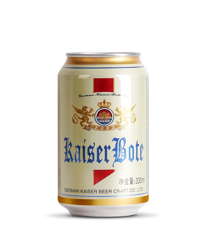 德国凯撒伯特王尊啤酒330ml 件