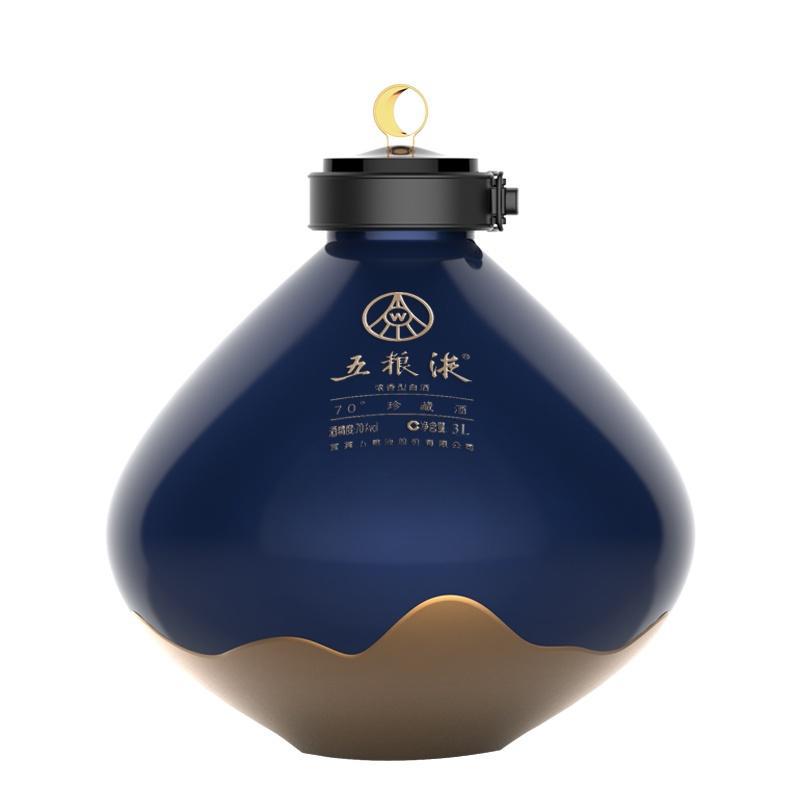 70°五粮液珍藏酒(日月生辉)3L