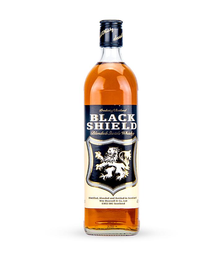 英国黑铠苏格兰威士忌700ml 件