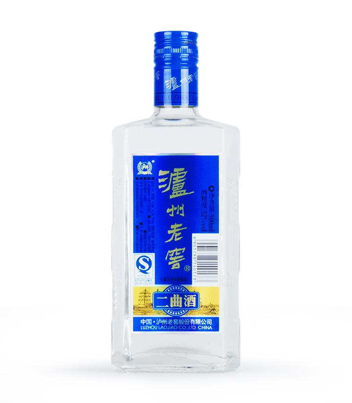 52°泸州老窖二曲福财运酒(财)500ml