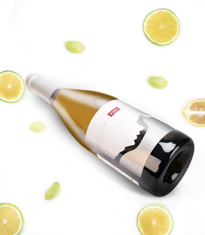 13.5°保加利亚面对面霞多丽干白葡萄酒750ml