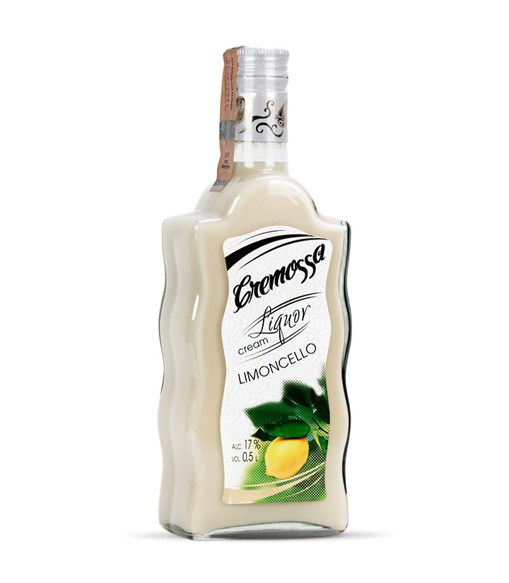 白俄罗斯克利莫萨柠檬味奶油利口酒500ml