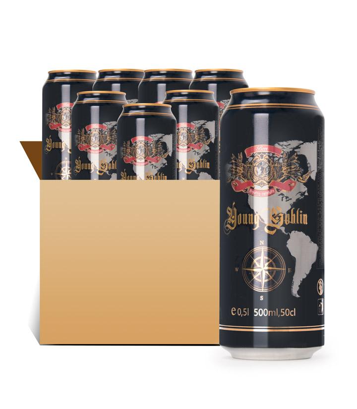 德国德柏斯格黑啤酒500ml