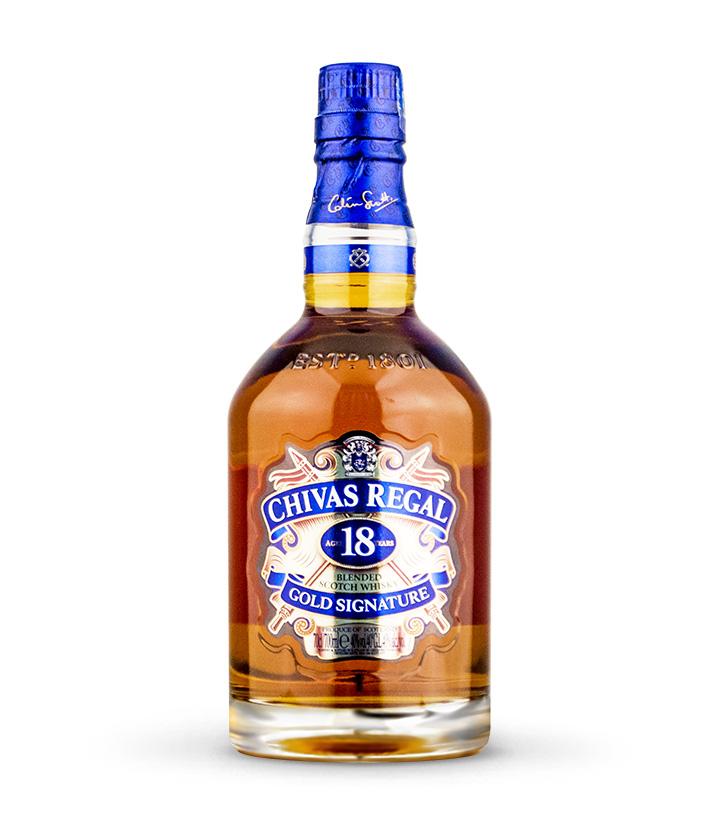 英国芝华士18年苏格兰威士忌700ml