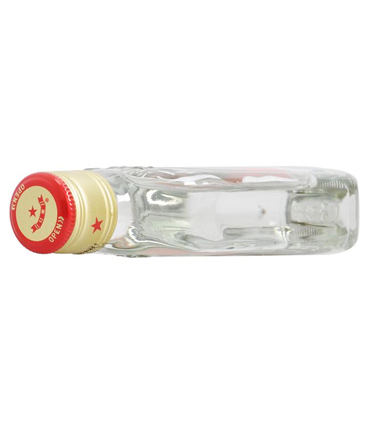 56°红星二锅头酒100ml 瓶