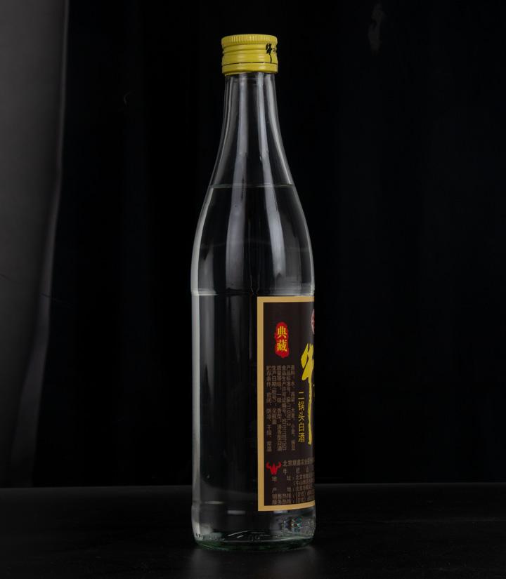 46°牛栏山典藏陈酿5 500ml 瓶