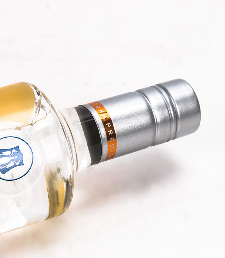 白俄罗斯明斯克水晶小麦风味伏特加500ml 瓶