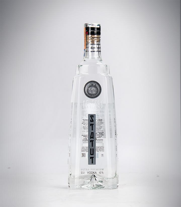 白俄罗斯纳力铂奇1529纪念伏特加500ml 瓶