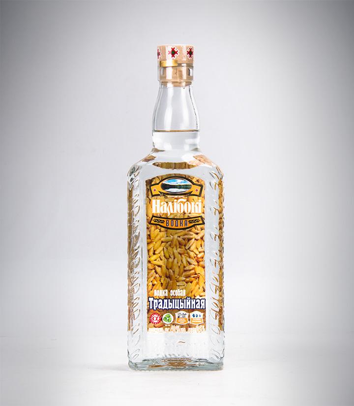白俄罗斯纳力铂奇原味伏特加500ml 件