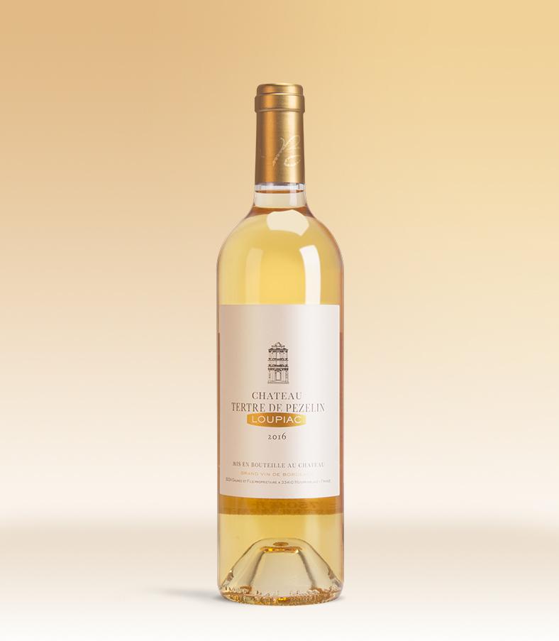 13.5°法国佩丘城堡贵腐甜白葡萄酒750ml 件