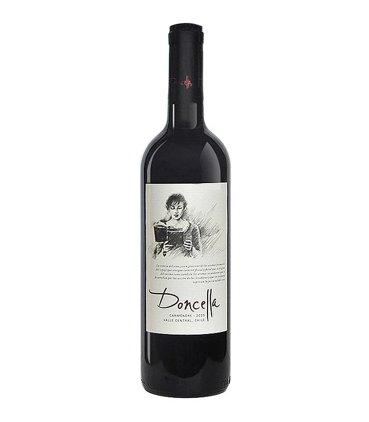 13°智利茜娅公主卡曼尼干红葡萄酒750ml 瓶