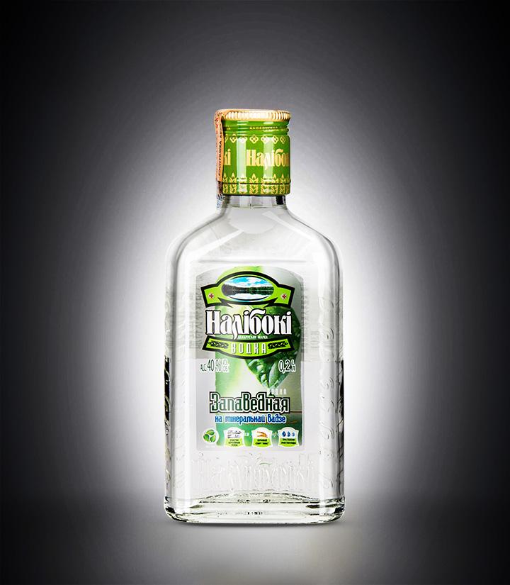 白俄罗斯纳力铂奇原始森林伏特加200ml 瓶