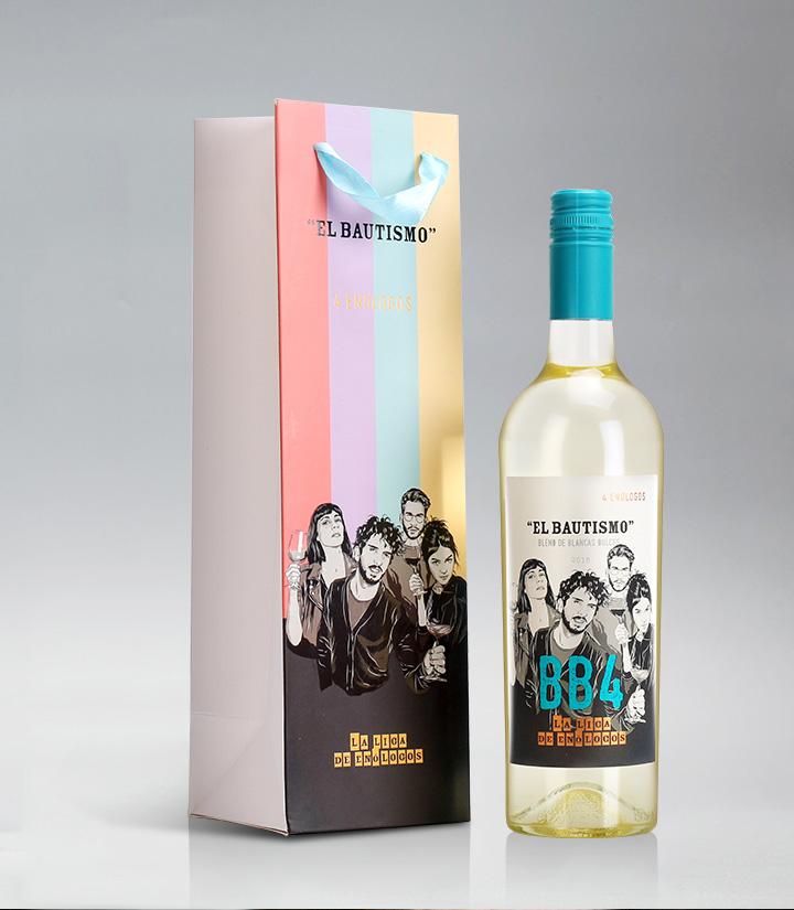 10°阿根廷黄金一代甜白混酿葡萄酒750ml 瓶