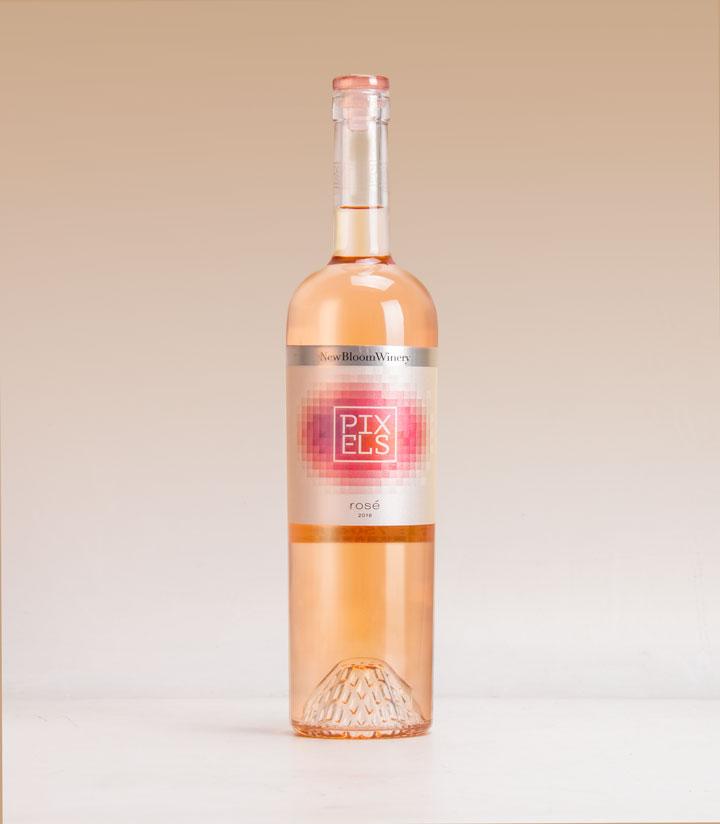 13.5°保加利亚像素歌海娜桃红葡萄酒750ml 瓶