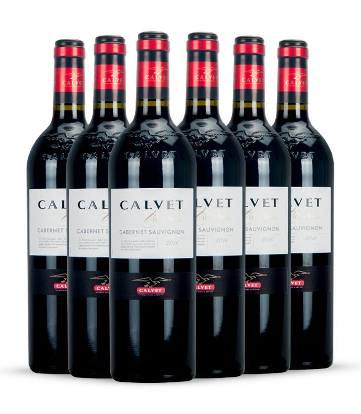 13°法国考维酒园赤霞珠干红葡萄酒750ml 瓶
