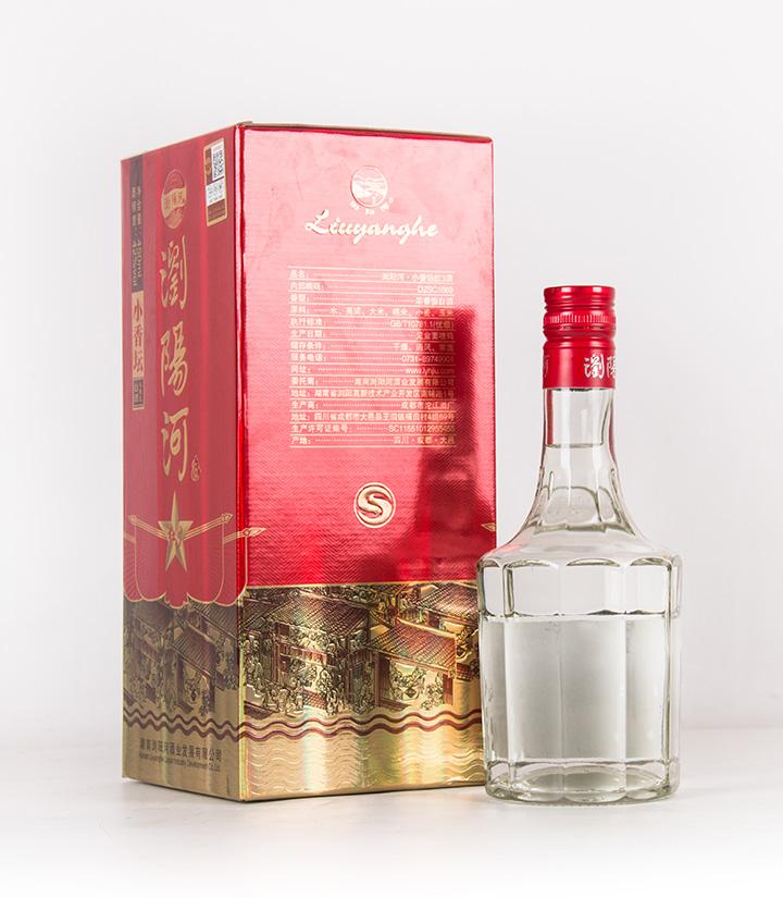 42°浏阳河小香坛红3 450ml 瓶