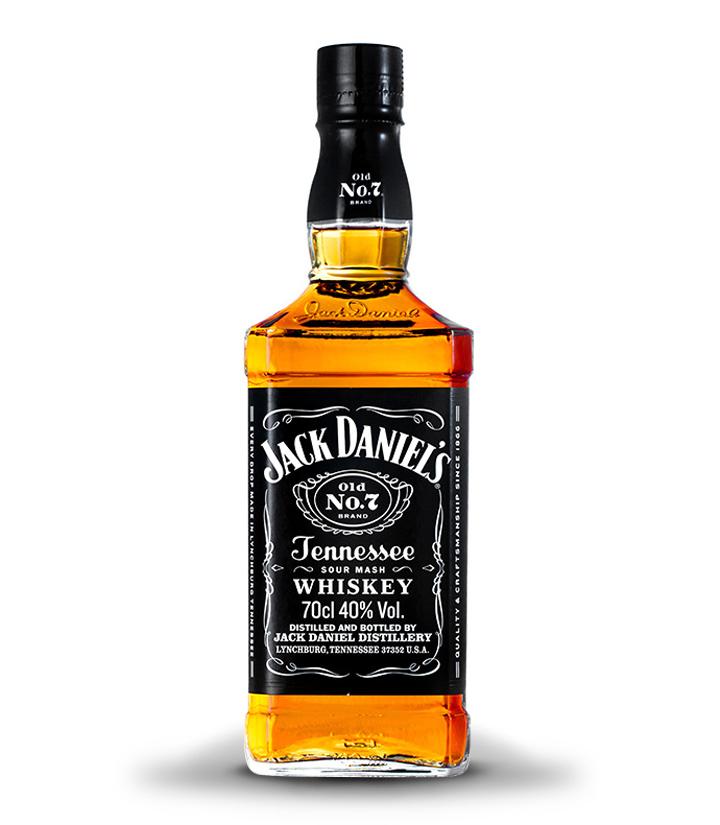 美国杰克丹尼田纳西州威士忌700ml