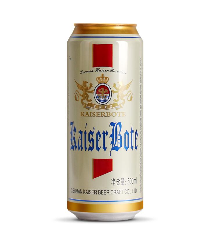 德国凯撒伯特王尊啤酒500ml