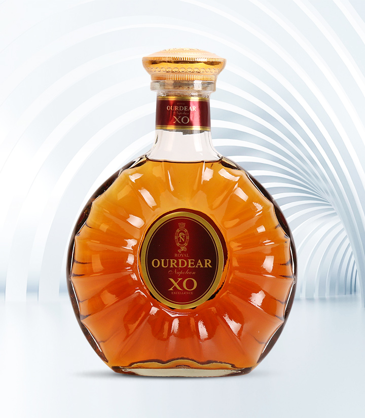 法国皇家欧典拿破仑XO白兰地500ml 瓶