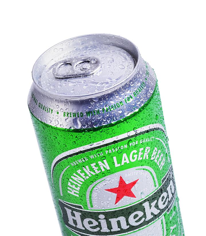 荷兰喜力(海尼根)啤酒听装500ml 瓶